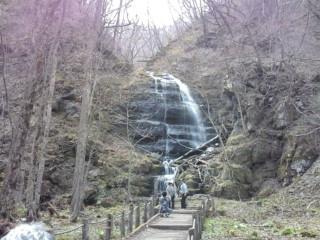 奥入瀬渓流の滝